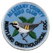 Allegany-Garrett County Bird Club Logo