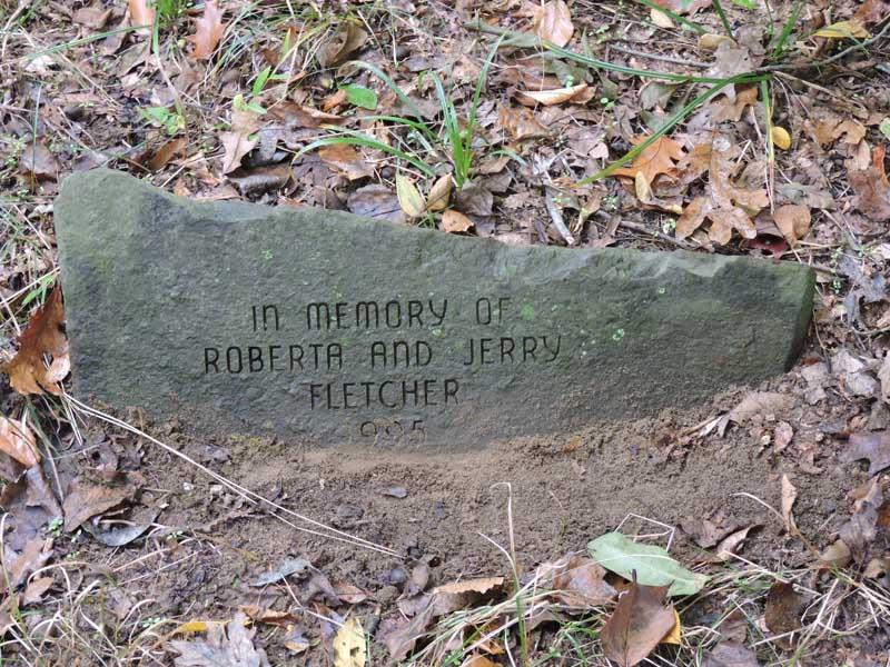 Myrtle Simon Pelot Sanctuary - Commemoration