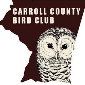 Carroll County Bird Club Logo
